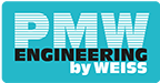 Logo, Pmw Engineering, Lindskov Communication