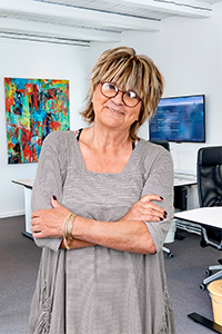 Inge Schmidt-Rasmussen, Lindskov Communication